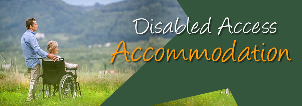 Exmoor Disabled Access Accommodation