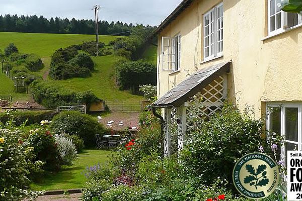 Bed And Breakfast Dulverton Exmoor