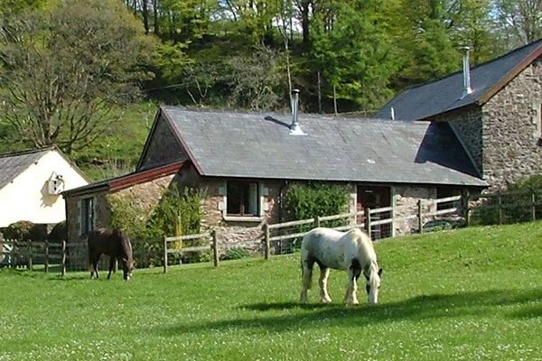 Self Catering Holiday Cottages on Exmoor