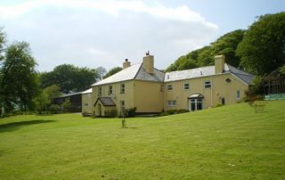 Luxury self-catering holiday cottages in the heart of Exmoor National Park